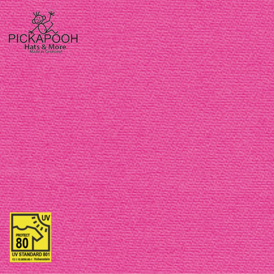 Racine PICKAPOOH – CHAPEAU DE SOLEIL POMPIER – FUCHSIA (UV80)