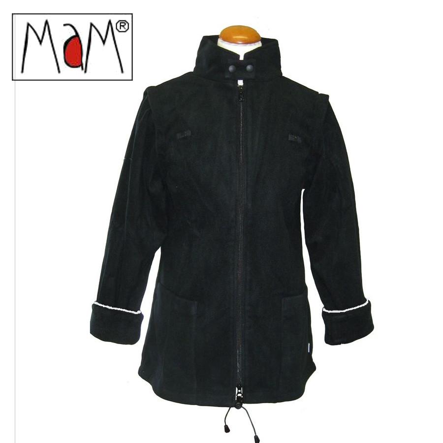 Racine MaM Two Way Jacket DELUXE – BLACK EARTH