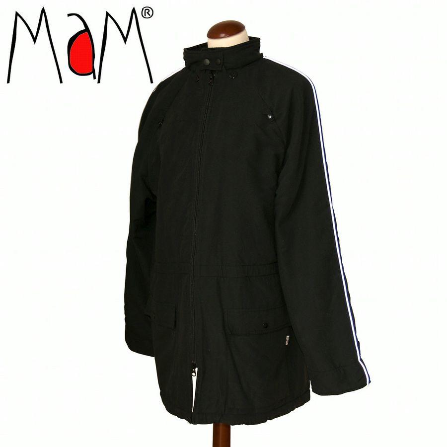 Racine MaM COAT – BLACK