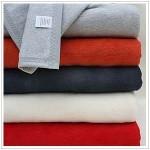 Couvertures/Plaid pure coton