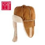 CHAPEAUX ET BONNETS/KAISER - Bonnets en peau d'agneau