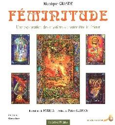 Racine FEMINITUDE - Coffret Jeu: Livre + cartes
