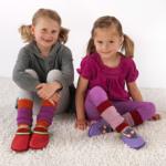 Vêtement bébé-enfant/JAMBIÈRES et GUÊTRES en laine POLOLO