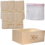 ECO CHOU - Kits de lingettes lavables pour la toilette de bébé/ECO CHOU - lingettes lavables pour la toilette de bébé