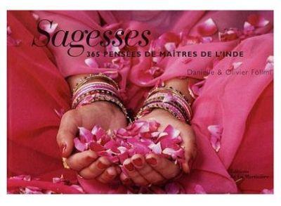 Racine SAGESSES - 365 pensées de Maîtres de l'Inde