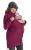 Foire aux bonnes affaires/MAMALILA - Manteau de grossesse et portage  à capuche en laine