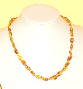Racine Colliers d'ambre PETITS GALETS