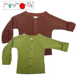 MANYMONTHS Collection LAINE/MANYMONTHS – GILET en pure laine mérinos