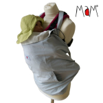 MaM ULTRALIGHT BABYWEARING COVER UFP50+ - Couverture de portage anti-UV