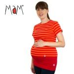 Pour maman/MaM ECO LADY T-Shirt pour femme manches courtes – assorti à la collection Manymonths enfant