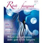 RÊVE DE FEMMES/RÊVE DE FEMMES N°31 - VIVRE EN HARMONIE AVEC SON CYCLE LUNAIRE