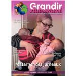 Grandir autrement/Grandir Autrement N°41 - MATERNER DES JUMEAUX