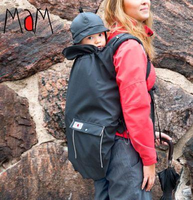 Racine MaM ALL-WEATHER BABYWEARING COVER - Couverture de portage pluie et vent
