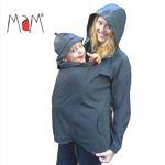 Vêtement de portage et de grossesse/MaM All SEASON JACKET – Veste de portage toutes saisons