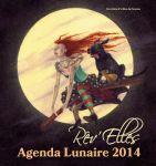 Idées Cadeaux/AGENDA REV'ELLES 2014