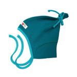 CHAPEAUX ET BONNETS/MANYMONTHS – PIXIE HAT – bonnet nourrisson en pure laine mérinos