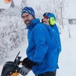 MAMALILA outdoor/MAMALILA Veste de portage OUTDOOR Homme - SOFTSHELL BLEU