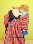 Porte-bébés/Ringsling porte-poupées pour enfants