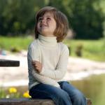 SOUS-VÊTEMENTS pour bébés et enfants/COL ROULE ECRU en laine/soie (tailles 86-140)