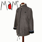 MaM Two Way Jacket DELUXE – GRIS FONCE