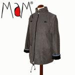 Vêtement de portage et de grossesse/MaM Two Way Jacket DELUXE – GRIS FONCE