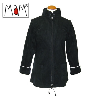 Racine MaM Two Way Jacket DELUXE – BLACK EARTH