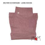 Accessoires de portage/MaM BABYWEARING DICKEY – Col pour deux en laine