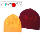 Collection MANYMONTHS en  COTON BIO/MANYMONTHS – HIGH LIFE BEANIE en coton bio