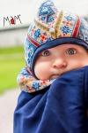Couvertures de Portage/MaM FLEX WINTER BABYWEARING COVER – Couverture de portage HIVER FLEX
