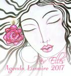 AGENDA LUNAIRE 2017 - RÊVE DE FEMME