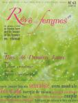 RÊVE DE FEMMES/RÊVE DE FEMMES N°43 - RITES DES PREMIERES LUNES
