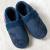 Chaussons pour Adultes/Chausson Pololo GECKO bleu (34 à 41)