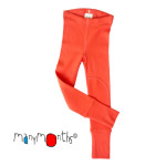 Collection MANYMONTHS en  COTON BIO/MANYMONTHS – LEGGINGS unisexe en coton bio