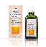 Pour maman/WELEDA - Huile de massage VERGETURES