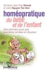 SANTE AU NATUREL/HOMEOPRATIQUE DU BEBE ET DE L'ENFANT