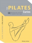 RELAXATION ET YOGA/COFFRET DE CARTES PILATES