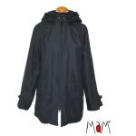 Vêtement de portage et de grossesse/MaM COAT – NOIR
