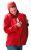 Foire aux bonnes affaires/Veste MAMALILA ROUGE Coupe-vent en Sympatex ou Softshell (Fin de série)