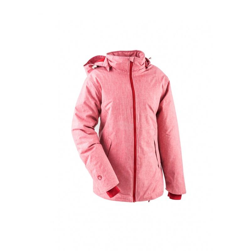 Vêtement de portage et de grossesse MAMALILA Veste de grossesse et de portage HIVER – ROSE DENIM