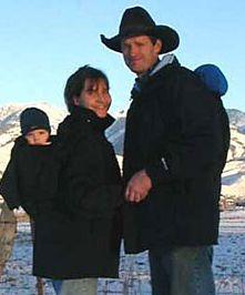 Vêtement de portage et de grossesse Suse's Kindercoat 3 en 1