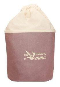 LES TENDANCES D'EMMA - carrés démaquillants lavables, serviette à cheveux et autres produits KIT ECO BELLE TROUSSE    15 carrés démaquillants lavables