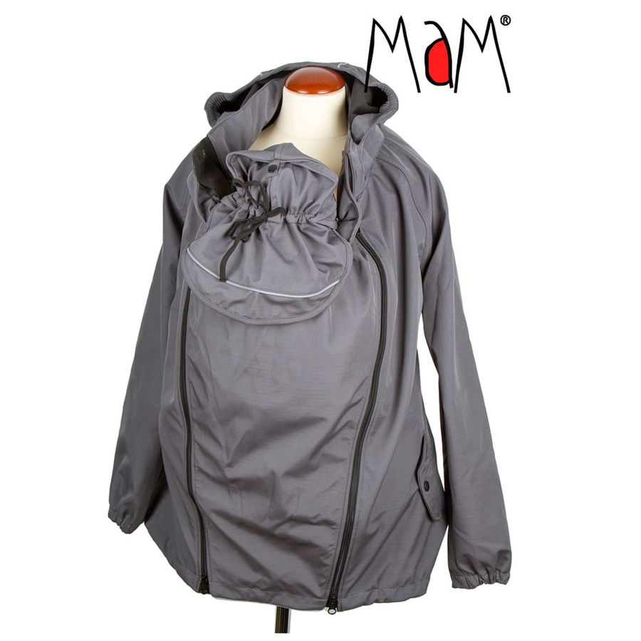 Racine MaM ALL WEATHER Babywearing Jacket – Veste de portage 4 saisons