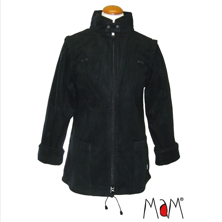 Racine MaM Two Way Jacket DELUXE – NOIR