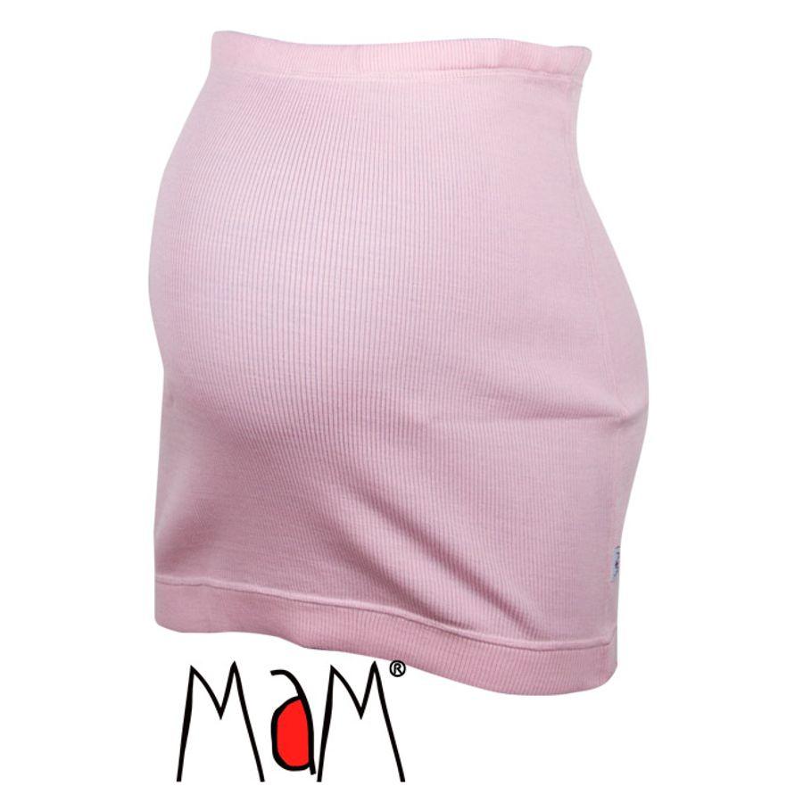 Racine MaM MULTITUBE laine mérinos – Bandeau de grossesse et top d'allaitement