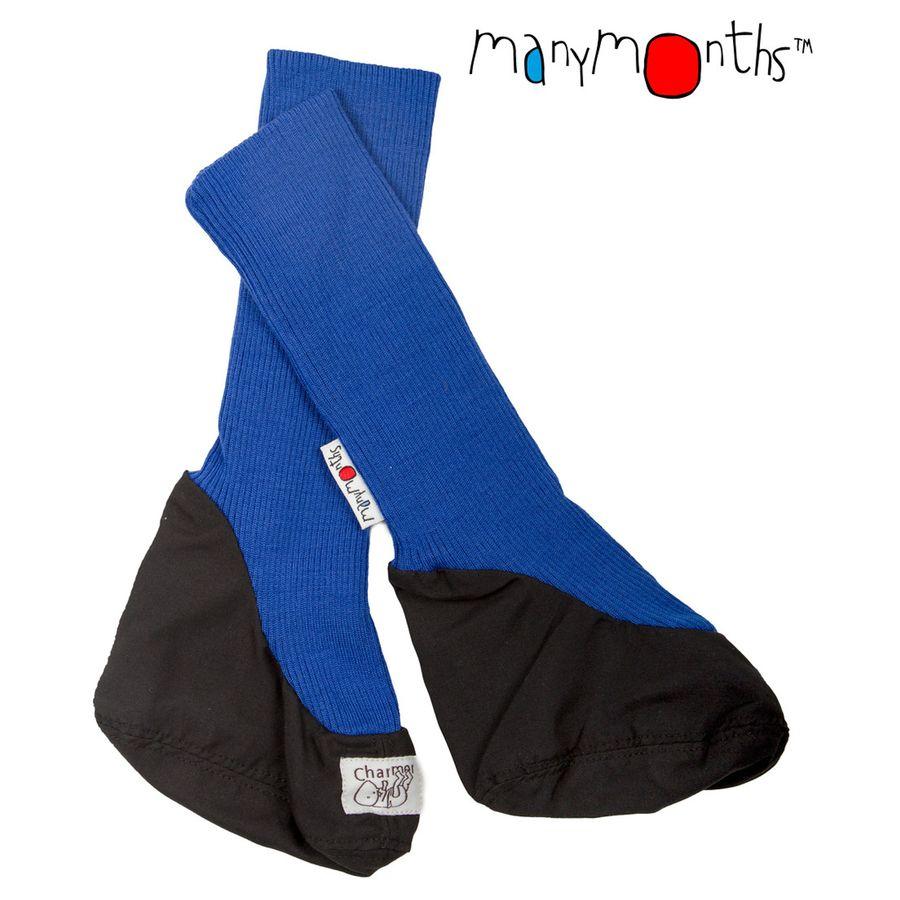 Racine MANYMONTHS – CHAUSSONS DE PORTAGE en pure laine mérinos