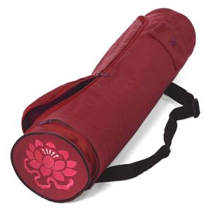 Tapis de yoga et massage LOTUS BAG - Sac de transport pour tapis de yoga 60cm