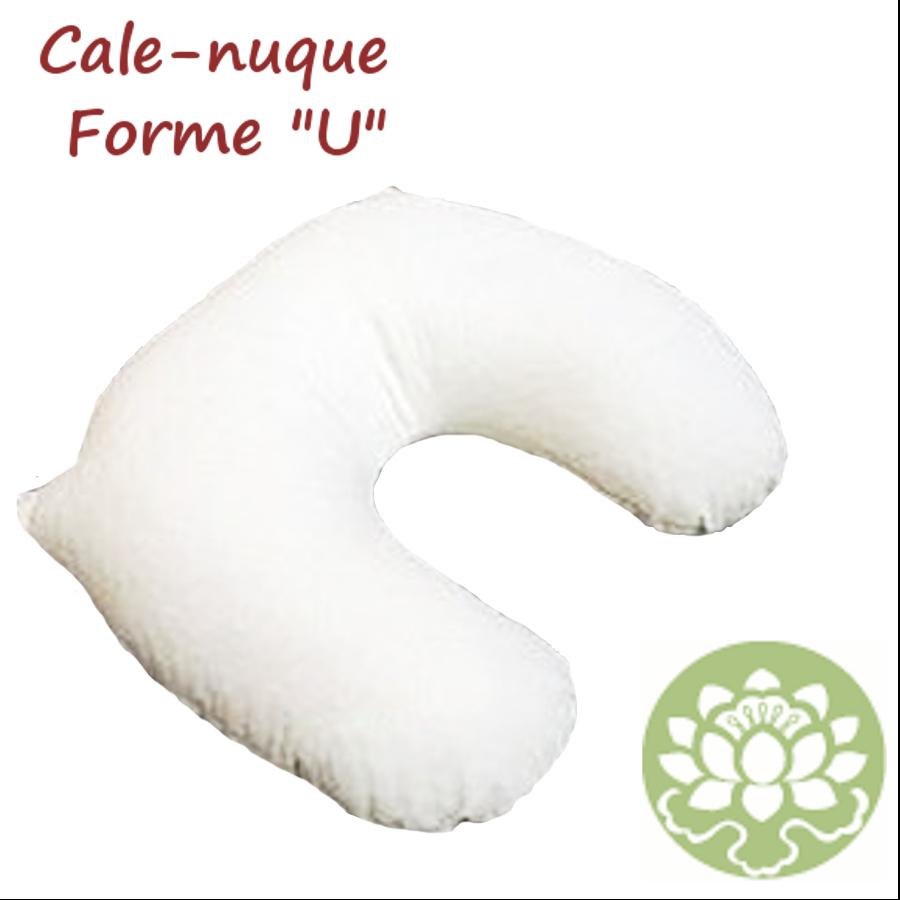 Racine CALE-NUQUE Bio forme «U»