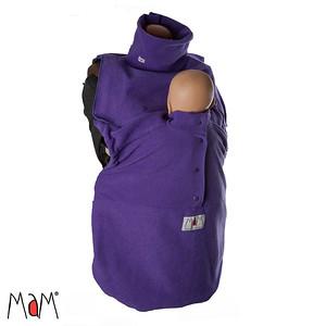 Vestes et manteaux MaM MaM COLD WEATHER INSERT (Snuggle) – Insert chaud avec double col détachable intégré