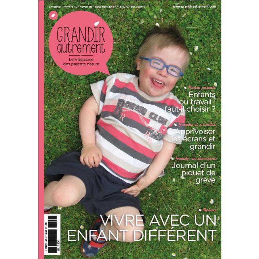 Grandir autrement Grandir Autrement n°49 - VIVRE AVEC UN ENFANT DIFFERENT