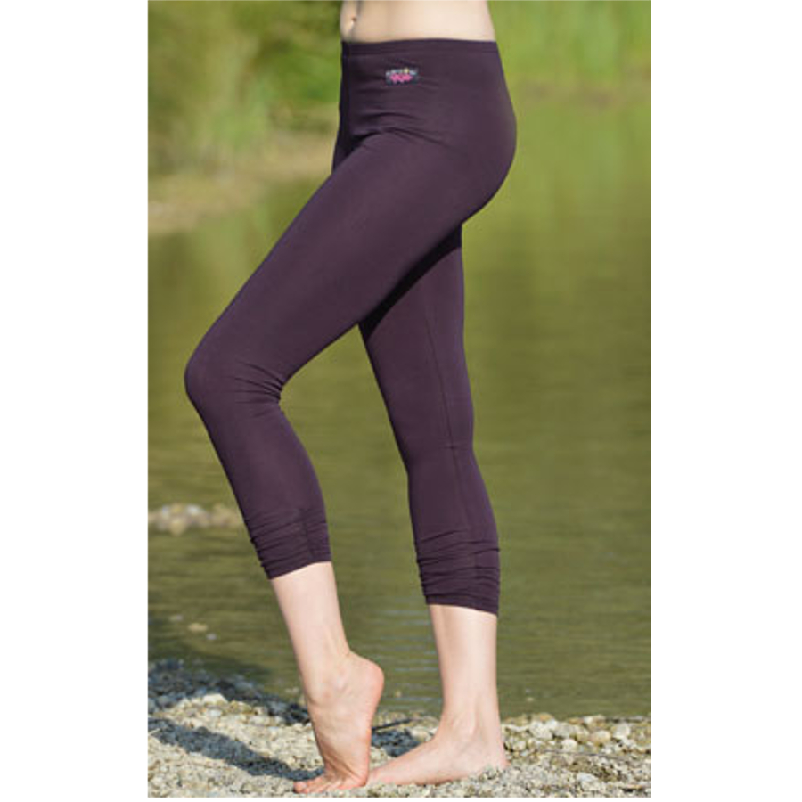 Racine Leggings AUBERGINE